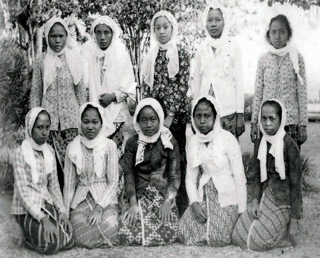 Embrio Nasyiatul Aisyiyah : Perkumpulan Siswa Praja Wanita (SPW) | Nasyiatul Aisyiyah
